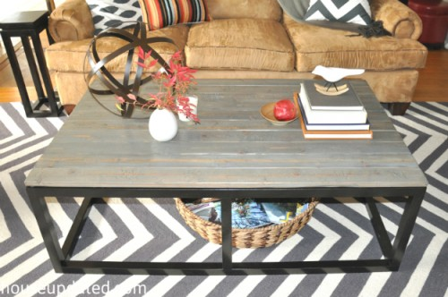 big industiral coffee table (via houseupdated)