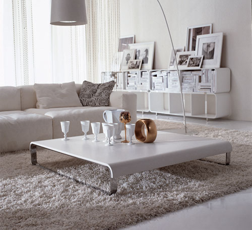Low Modern Coffee Table: 25 Trendy Low Coffee Tables