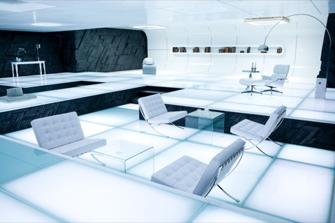 Tron Legacy Interiors Shelterness