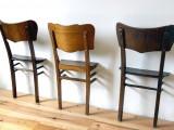 Turning Chairs Into Coat Hooks