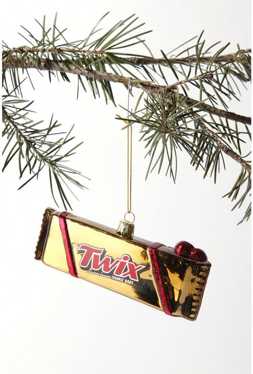 Twix Christmas Tree Ornament