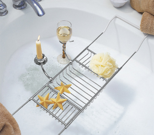Ultimate Bathtub Caddy