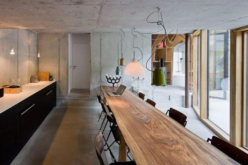 Undeground Swiss Home