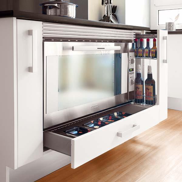Under Oven Kitchen Drawers Shelterness