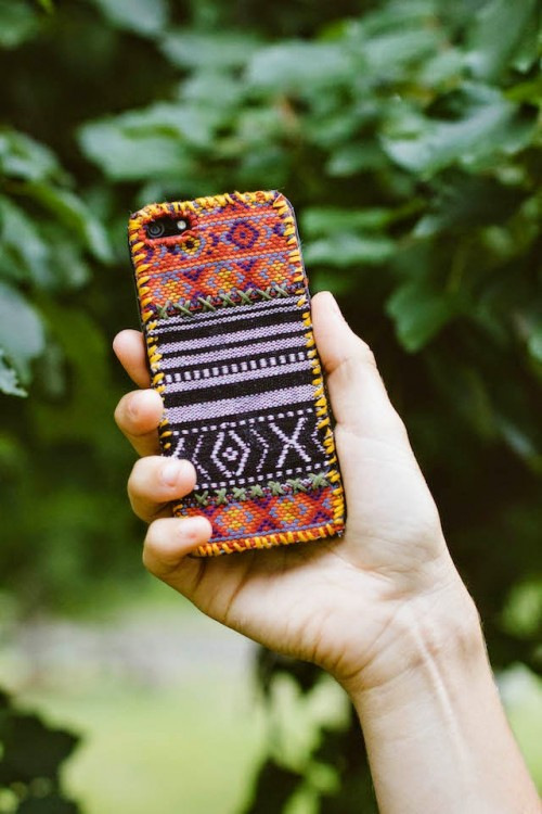 Unique DIY Tapestry iPhone Case Shelterness uGy3uRDl