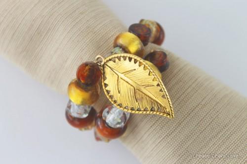 Unique Diy Thanksgiving Napkin Ring