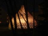 Unique Outdoor Fireplace photo
