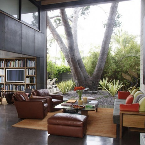 15 unusual and creative living room design ideas shelterness for Quirky room ideas