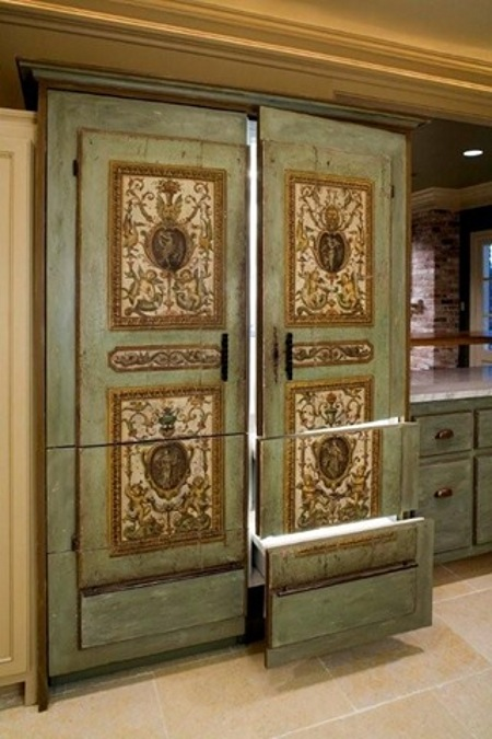 10 Unusual Fridge Designs