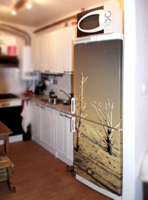 Unusual Fridge Designs