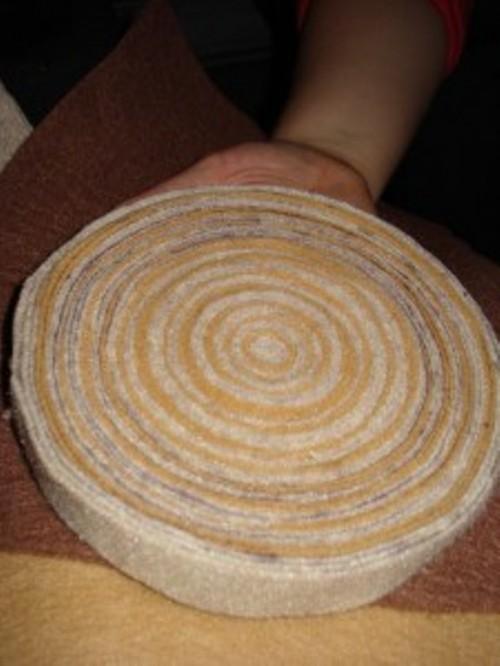 Useful Diy Tree Stump Trivet