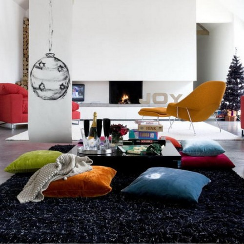 Floor Pillow Seating Ideas: 57 Cool Ideas To Decorate Your Place With Floor Pillows   Shelterness,