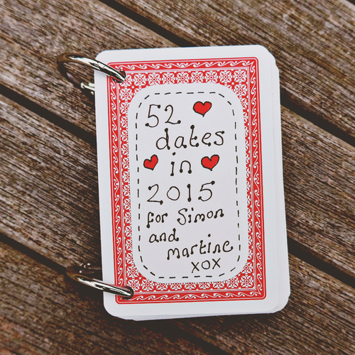 Date Mini Book (via Imakegsy)