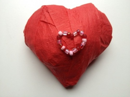 Valentine's Day Surprise Heart Gift