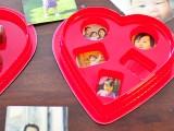 DIY photo chocolate box