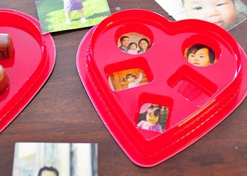 DIY photo chocolate box (via thecheesethief)