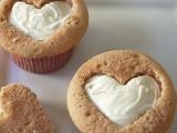 DIY heart cupcakes