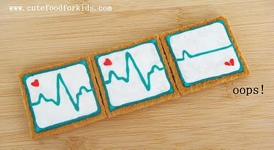 DIY Valentine cookies