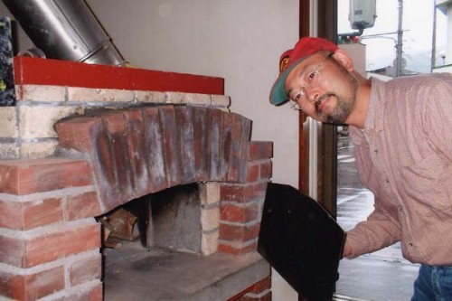 French bake oven
