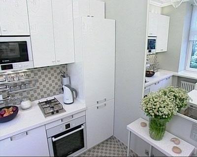 Picture Of Very Small Kitchen Design
