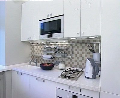 Very small kitchen comfortable shelterness for Very small kitchen remodel ideas