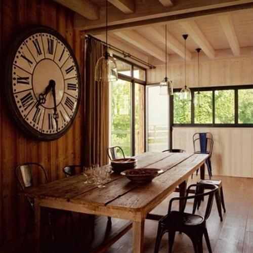 Fotos de relógios de parede