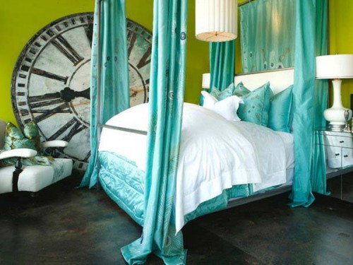 33 Cool Ideas To Use Vintage Clocks To Decorate Your Interior
