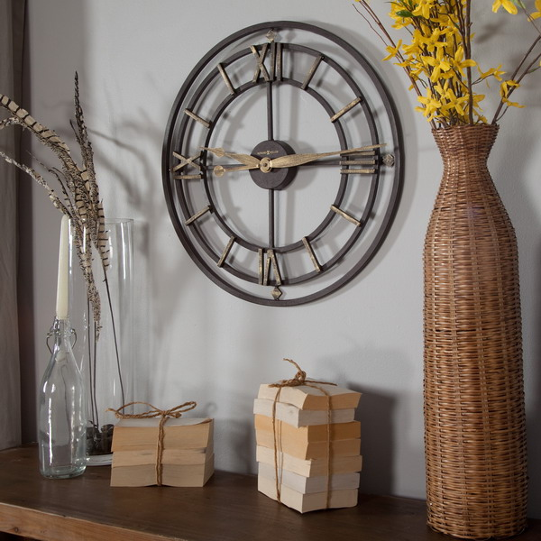 vintage clocks in interior decorating shelterness