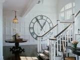 Vintage Clocks In Interior Decorating