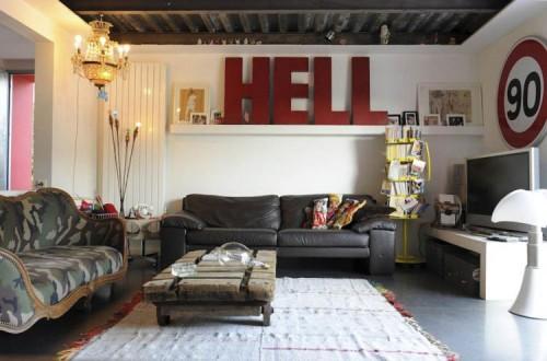Vintage Sings In Interior Decorating