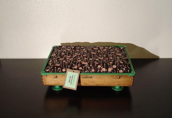 Vintage Suitcase Pet Bed - Shelterness