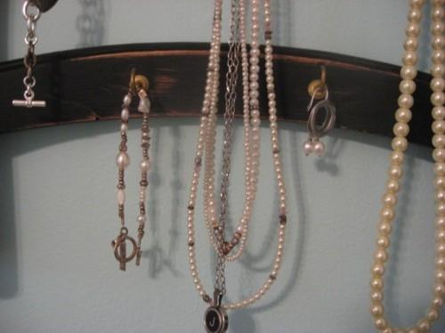 Vintege Jewelry Holder