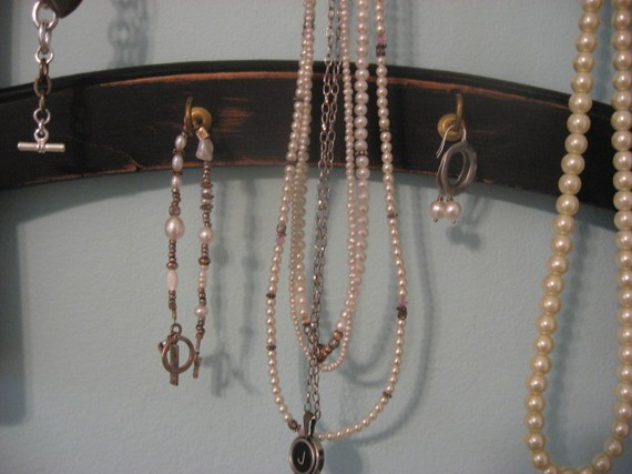 Vintege Jewelry Holder