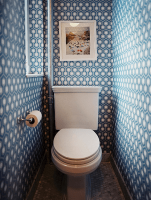 30 Bathroom Wallpaper Ideas Shelterness