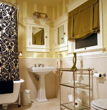 Wallpaper Maza Bathroom Wallpaper