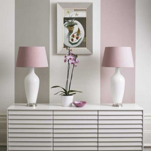 10 More Ideas For Painting Stripes On Walls Shelterness