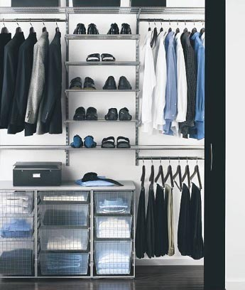 Wardrobe Organization Ideas