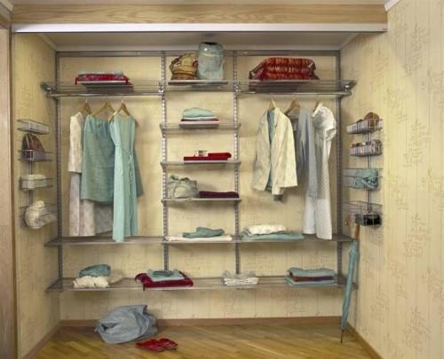20 wardrobe organization ideas shelterness - Armarios para ropa ...