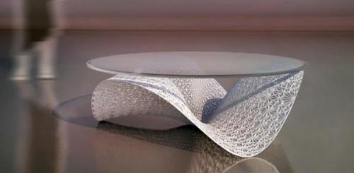 Wave Coffee Table (via)