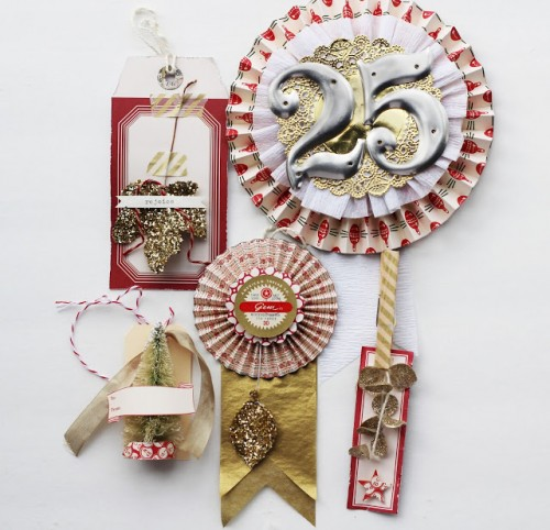 original Christmas gift tags