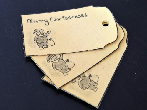 vintage gift tags (via popsdemilk)