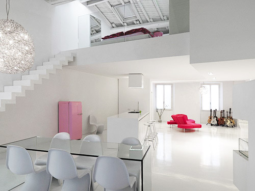 25 White Room Design Ideas