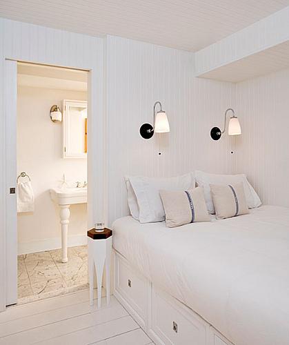 25 White Room Design Ideas - Shelterness