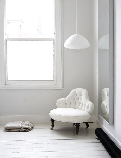 25 white room design ideas - shelterness