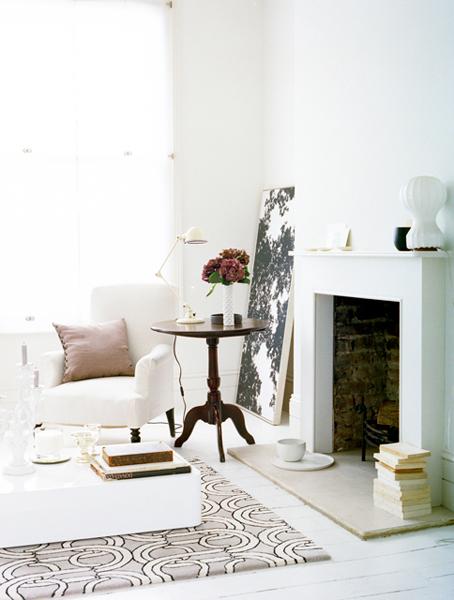 White Wooden Floors