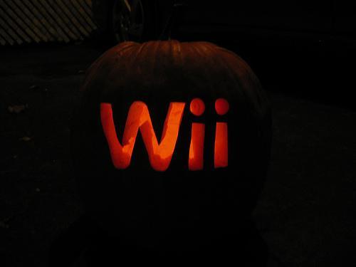 Wii Pumpkin