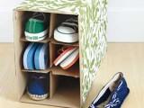 Wine Box As Shoe Storage