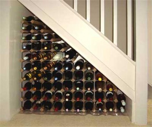17 Best Ideas About Bar Under Stairs On Pinterest: 21 Wine Storage Ideas That You Can Implement At Your House