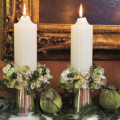 cones and candles ideas 23 awesome christmas candle decorating ideas