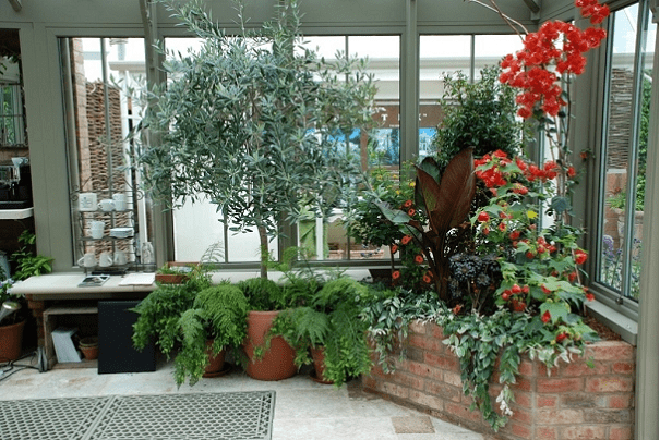 Picture of winter garden design ideas for Garden design winter 2018